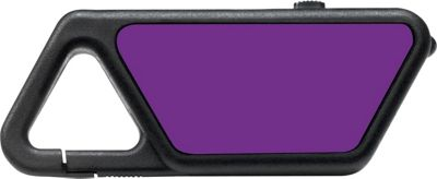 ASP Sapphire Polymer Rechargeable Light Violet - ASP Travel Electronics