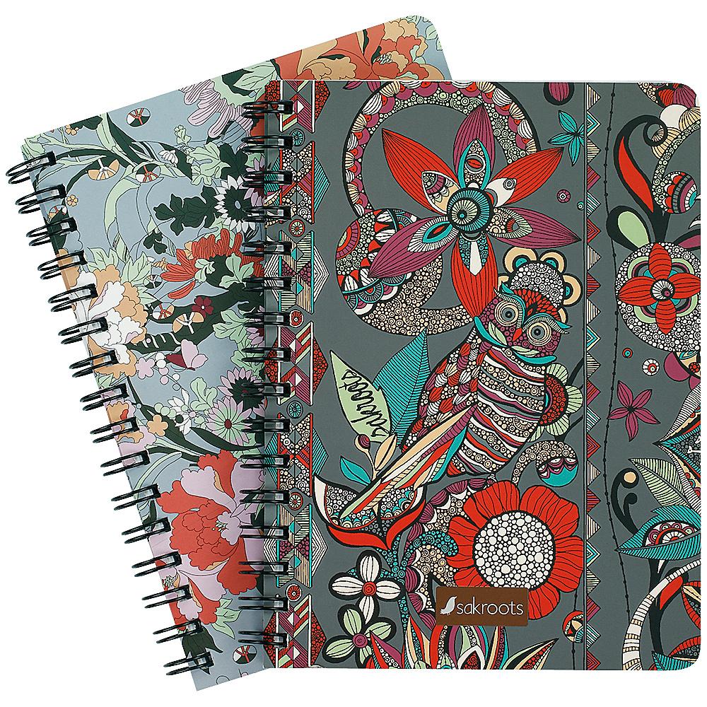 Sakroots Artist Circle Notebook Set Charcoal Spirit Desert - Sakroots Business Accessories - Work Bags & Briefcases, Business Accessories
