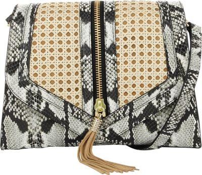 Elaine Turner Adi Crossbody Python - Elaine Turner Leather Handbags