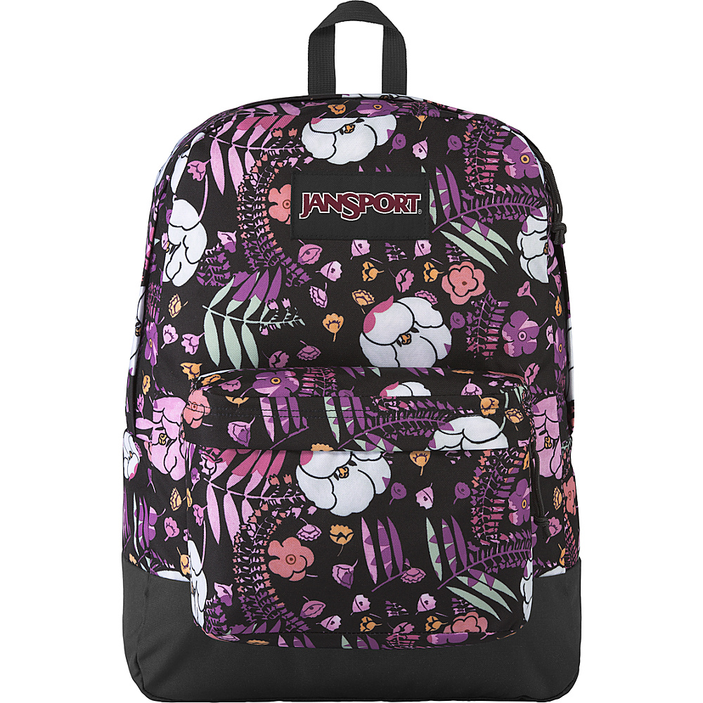 JanSport Black Label Superbreak Backpack Roll of the Dice - JanSport School & Day Hiking Backpacks