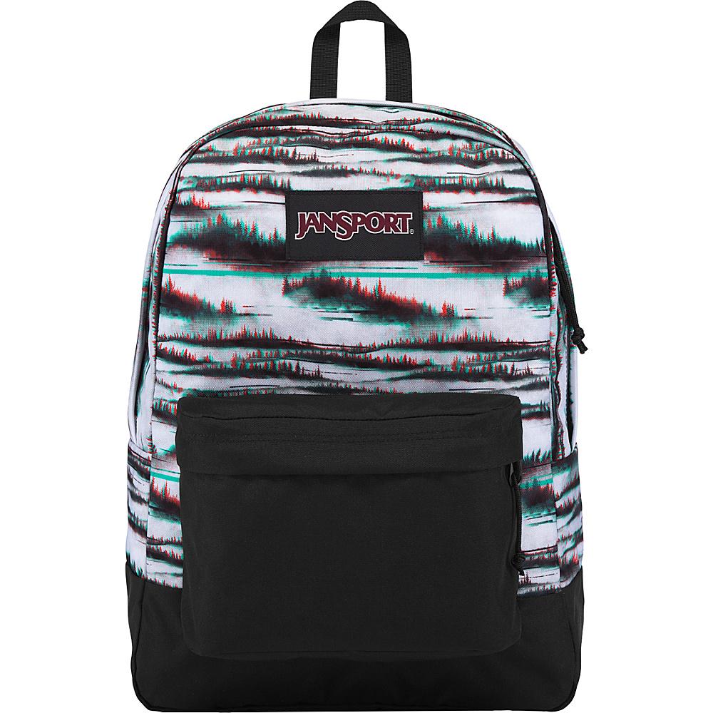 JanSport Black Label Superbreak Backpack Forge Grey - Black Label - JanSport School & Day Hiking Backpacks