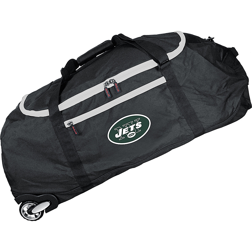 MOJO Denco NFL 36 Collapsible Duffle New York Jets - MOJO Denco Travel Duffels - Duffels, Travel Duffels