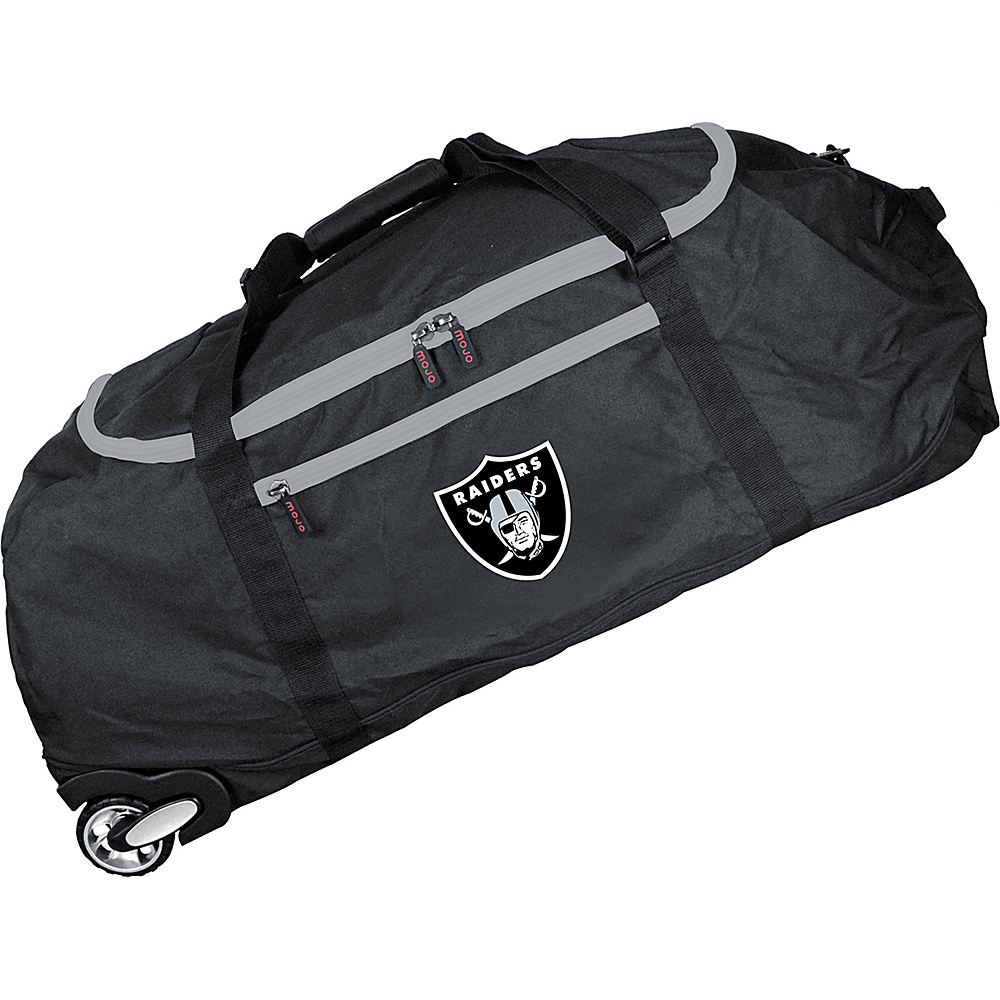 MOJO Denco NFL 36 Collapsible Duffle Oakland Raiders - MOJO Denco Travel Duffels - Duffels, Travel Duffels