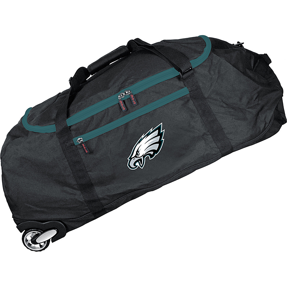 MOJO Denco NFL 36 Collapsible Duffle Philadelphia Eagles - MOJO Denco Travel Duffels - Duffels, Travel Duffels