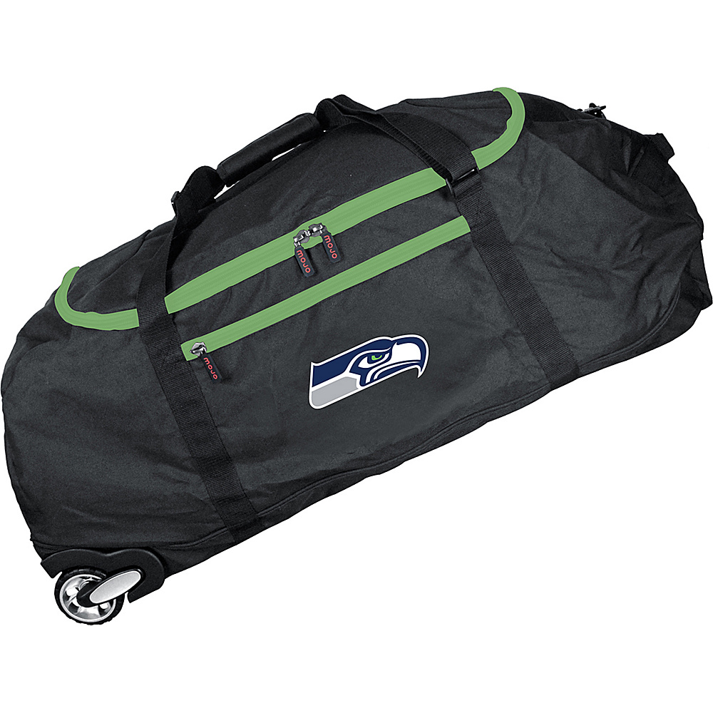 MOJO Denco NFL 36 Collapsible Duffle Seattle Seahawks - MOJO Denco Travel Duffels - Duffels, Travel Duffels