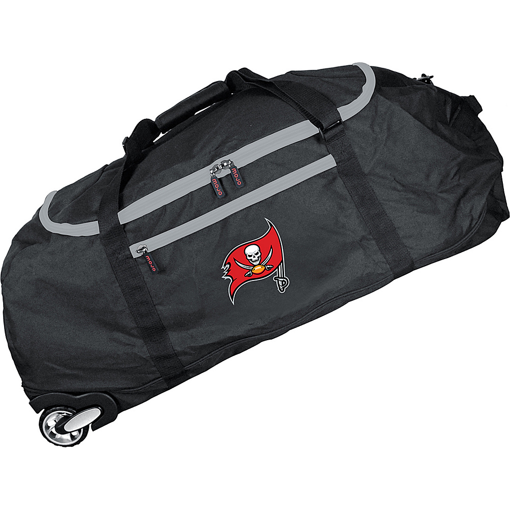 MOJO Denco NFL 36 Collapsible Duffle Tampa Bay Buccaneers - MOJO Denco Travel Duffels - Duffels, Travel Duffels