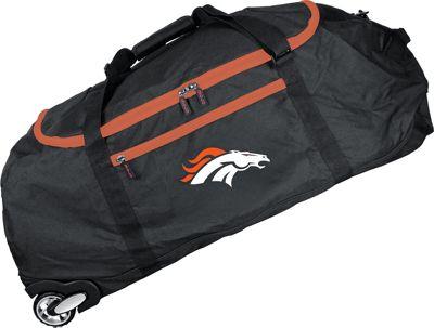 MOJO NFL 36 inch Collapsible Duffle Denver Broncos - MOJO Travel Duffels