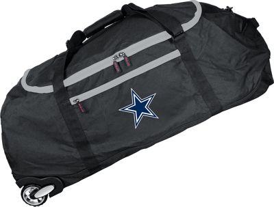 MOJO NFL 36 inch Collapsible Duffle Dallas Cowboys - MOJO Travel Duffels