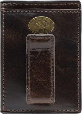 Jack Mason League NCAA Legacy Front Pocket Wallet Missouri Tigers - Jack Mason League Men's Wallets
