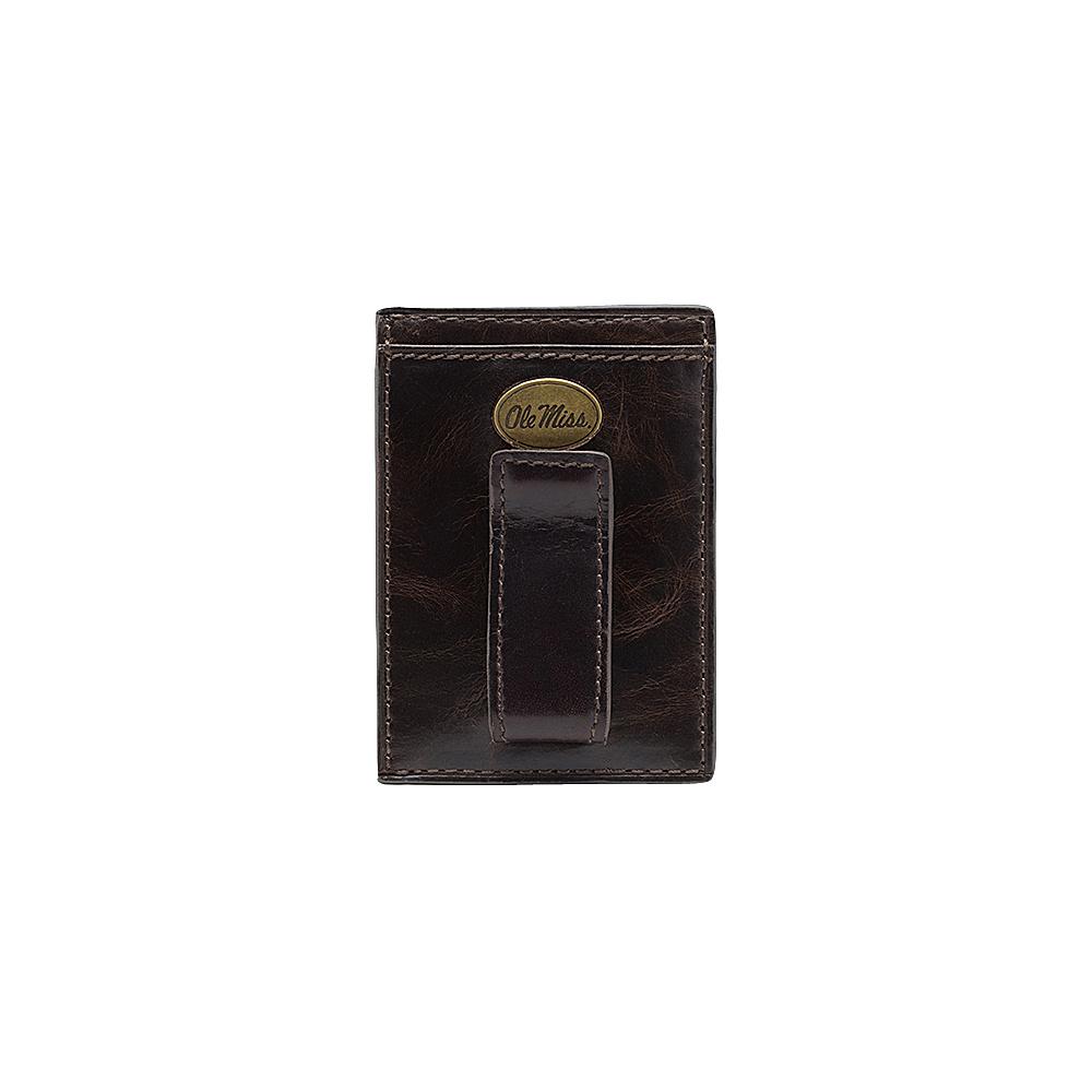 Jack Mason League NCAA Legacy Front Pocket Wallet Mississippi Rebels - Jack Mason League Mens Wallets - Work Bags & Briefcases, Men's Wallets