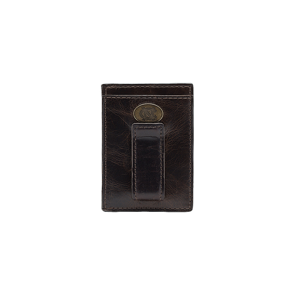 Jack Mason League NCAA Legacy Front Pocket Wallet North Carolina Tarheels - Jack Mason League Mens Wallets - Work Bags & Briefcases, Men's Wallets