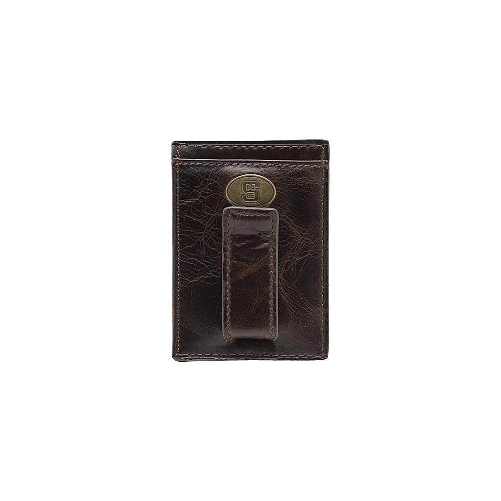 Jack Mason League NCAA Legacy Front Pocket Wallet NC State Wolfpack - Jack Mason League Mens Wallets - Work Bags & Briefcases, Men's Wallets