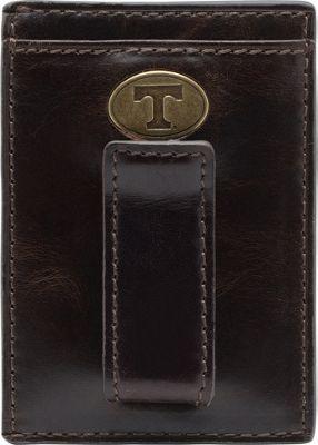 Jack Mason League NCAA Legacy Front Pocket Wallet Tennessee Volunteers - Jack Mason League Men's Wallets