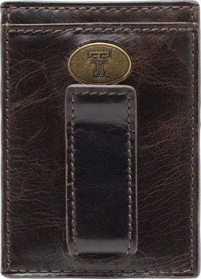Jack Mason League NCAA Legacy Front Pocket Wallet Texas Tech Red Raiders - Jack Mason League Men's Wallets