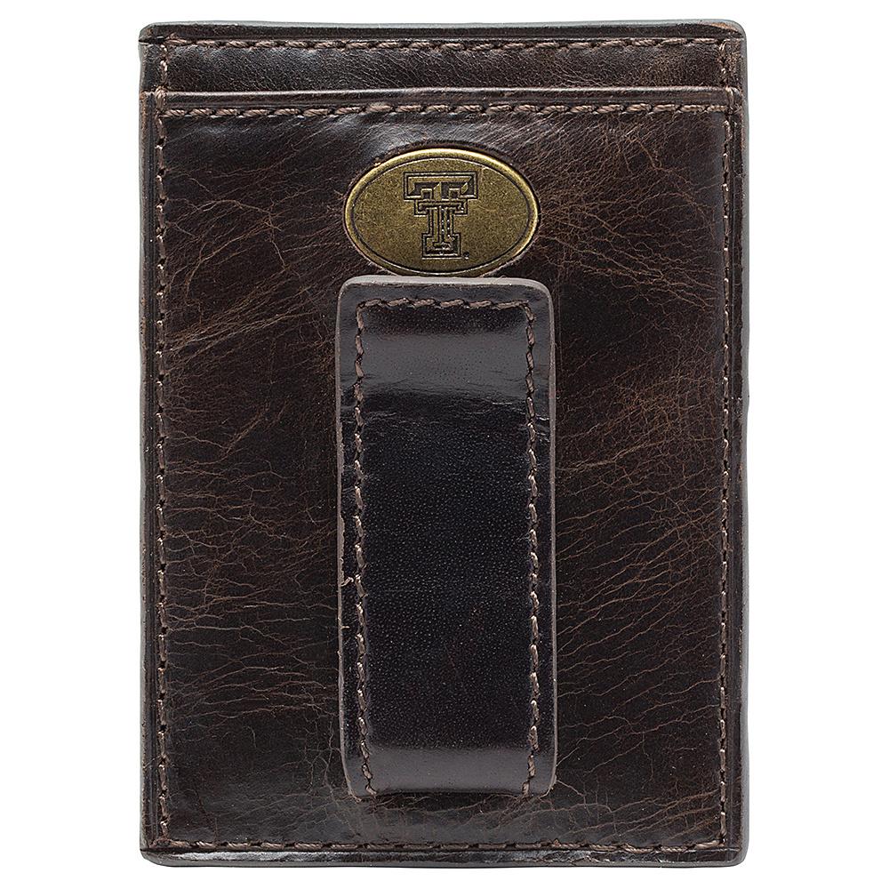 Jack Mason League NCAA Legacy Front Pocket Wallet Texas Tech Red Raiders - Jack Mason League Mens Wallets - Work Bags & Briefcases, Men's Wallets