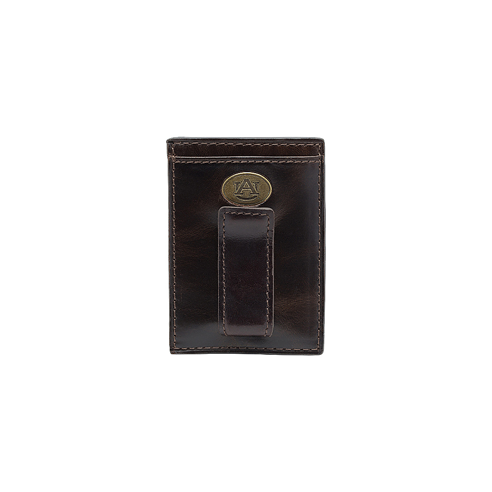 Jack Mason League NCAA Legacy Front Pocket Wallet Auburn Tigers - Jack Mason League Mens Wallets - Work Bags & Briefcases, Men's Wallets