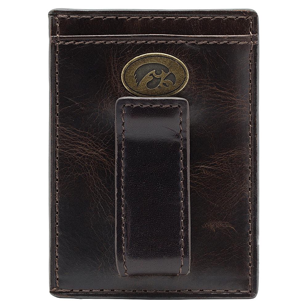 Jack Mason League NCAA Legacy Front Pocket Wallet Iowa Hawkeyes - Jack Mason League Mens Wallets - Work Bags & Briefcases, Men's Wallets