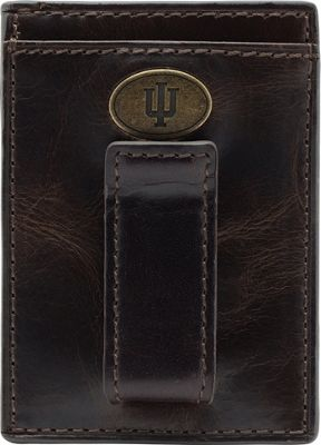 Jack Mason League NCAA Legacy Front Pocket Wallet Indiana Hoosiers - Jack Mason League Men's Wallets