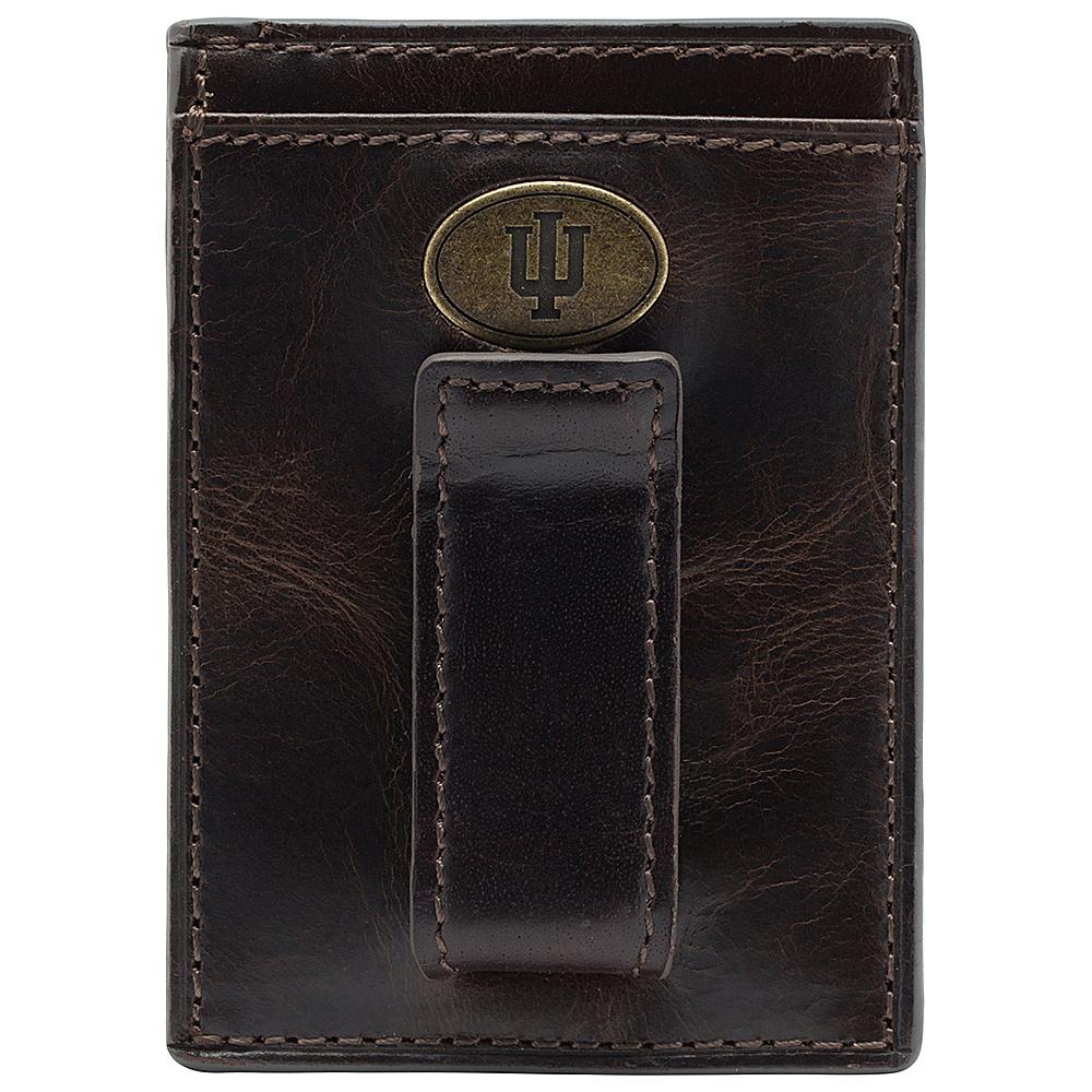 Jack Mason League NCAA Legacy Front Pocket Wallet Indiana Hoosiers - Jack Mason League Mens Wallets - Work Bags & Briefcases, Men's Wallets