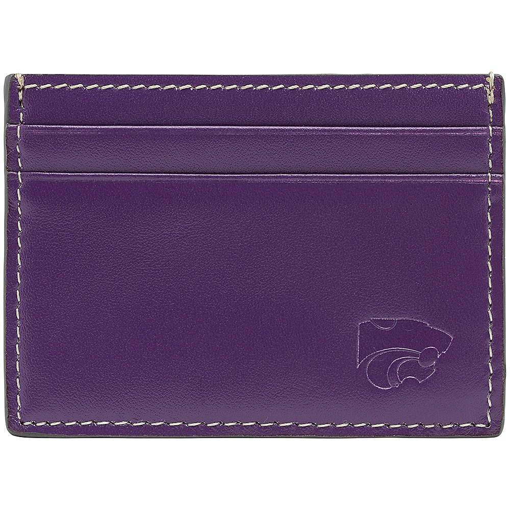 Jack Mason League NCAA Gameday Card Case Kansas State Wildcats - Jack Mason League Mens Wallets - Work Bags & Briefcases, Men's Wallets