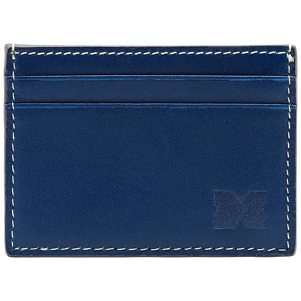 Jack Mason League NCAA Gameday Card Case Michigan Wolverines - Jack Mason League Mens Wallets - Work Bags & Briefcases, Men's Wallets