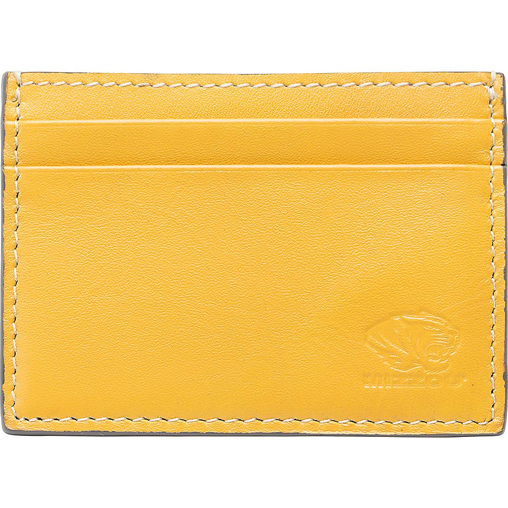 Jack Mason League NCAA Gameday Card Case Missouri Tigers - Jack Mason League Mens Wallets - Work Bags & Briefcases, Men's Wallets