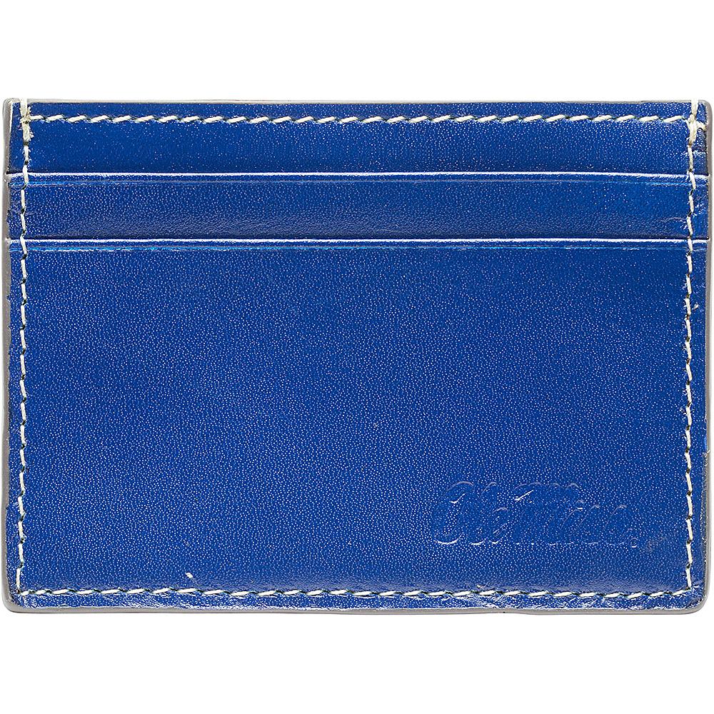 Jack Mason League NCAA Gameday Card Case Ole Miss Rebels - Jack Mason League Mens Wallets - Work Bags & Briefcases, Men's Wallets