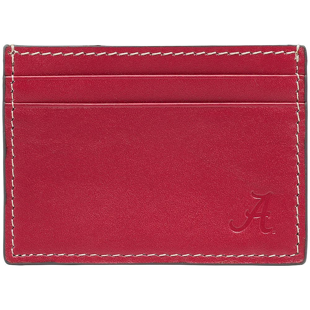 Jack Mason League NCAA Gameday Card Case Alabama Crimson Tide - Jack Mason League Mens Wallets - Work Bags & Briefcases, Men's Wallets