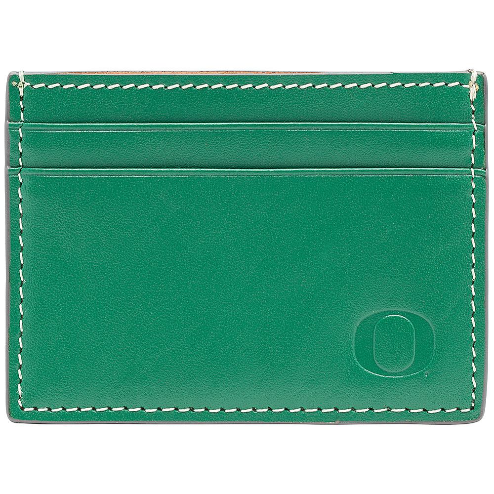 Jack Mason League NCAA Gameday Card Case Oregon Ducks - Jack Mason League Mens Wallets - Work Bags & Briefcases, Men's Wallets