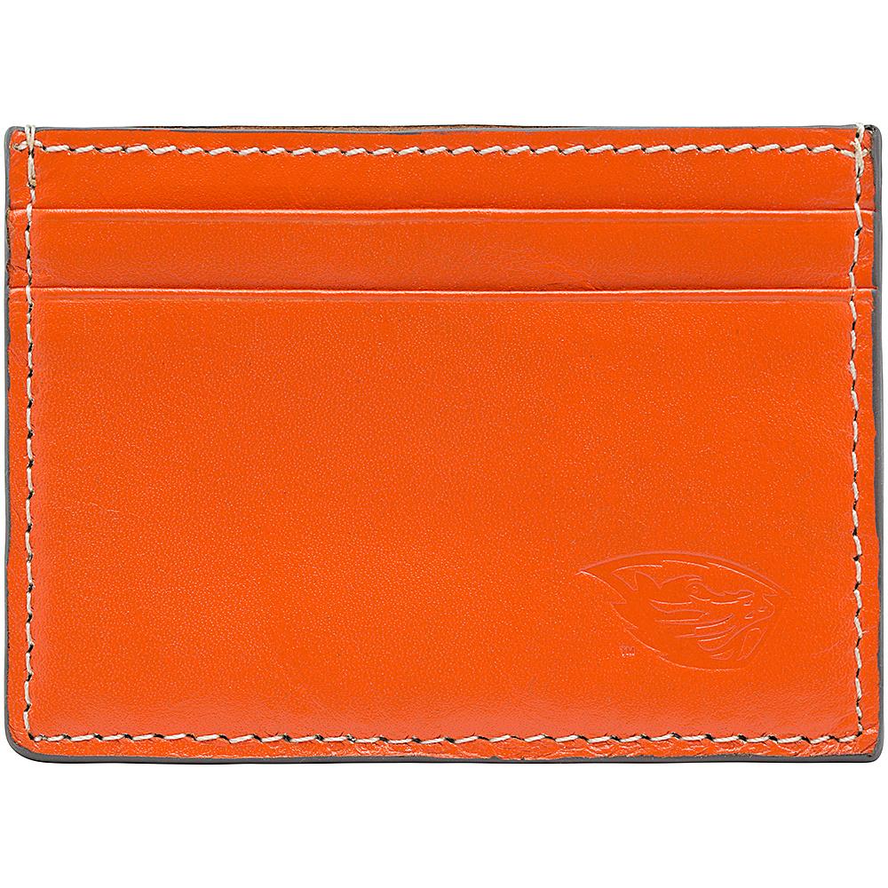 Jack Mason League NCAA Gameday Card Case Oregon State Beavers - Jack Mason League Mens Wallets - Work Bags & Briefcases, Men's Wallets