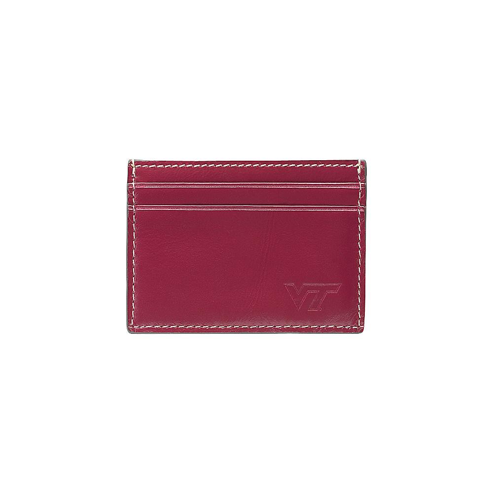 Jack Mason League NCAA Gameday Card Case Virginia Tech Hokies - Jack Mason League Mens Wallets - Work Bags & Briefcases, Men's Wallets