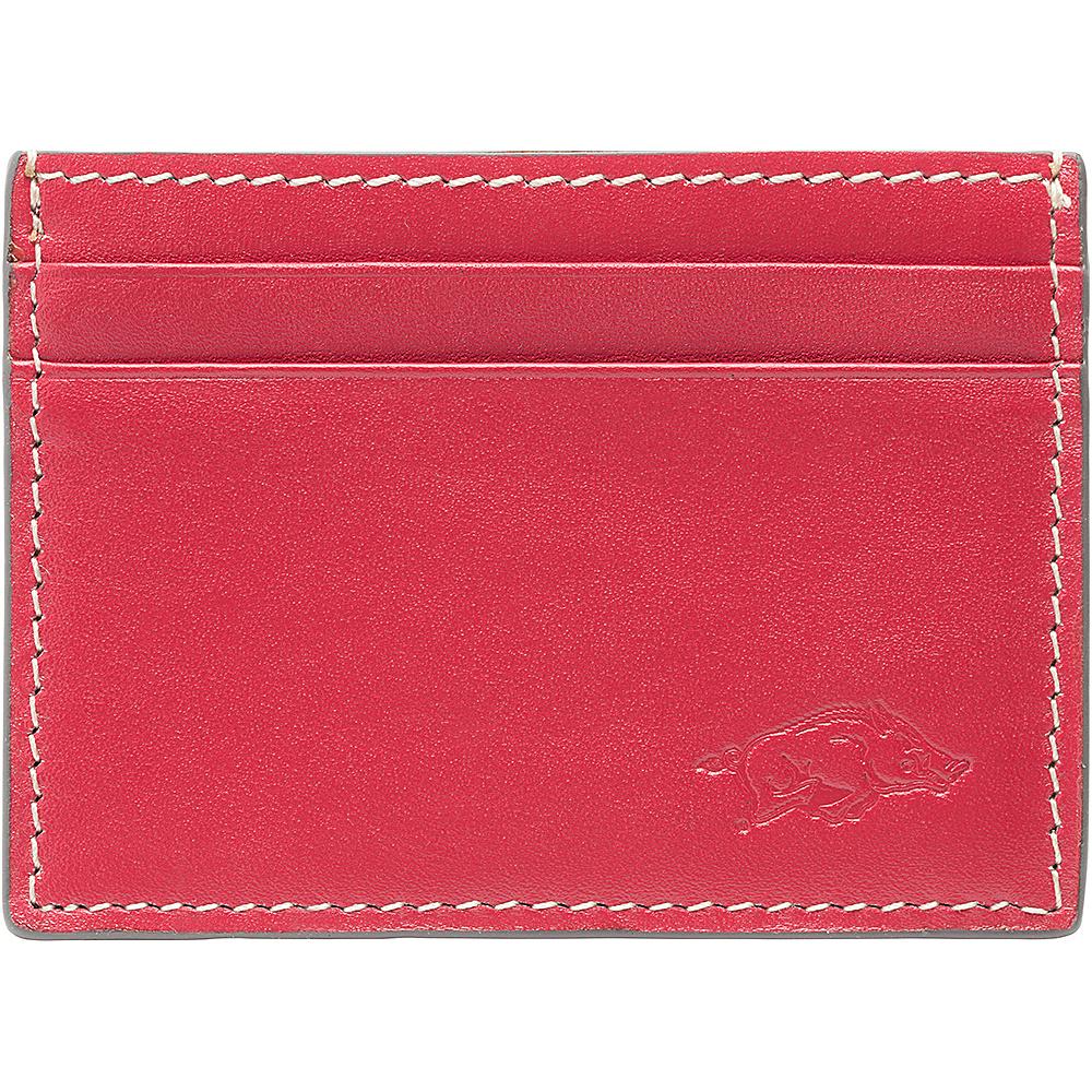 Jack Mason League NCAA Gameday Card Case Arkansas Razorbacks - Jack Mason League Mens Wallets - Work Bags & Briefcases, Men's Wallets
