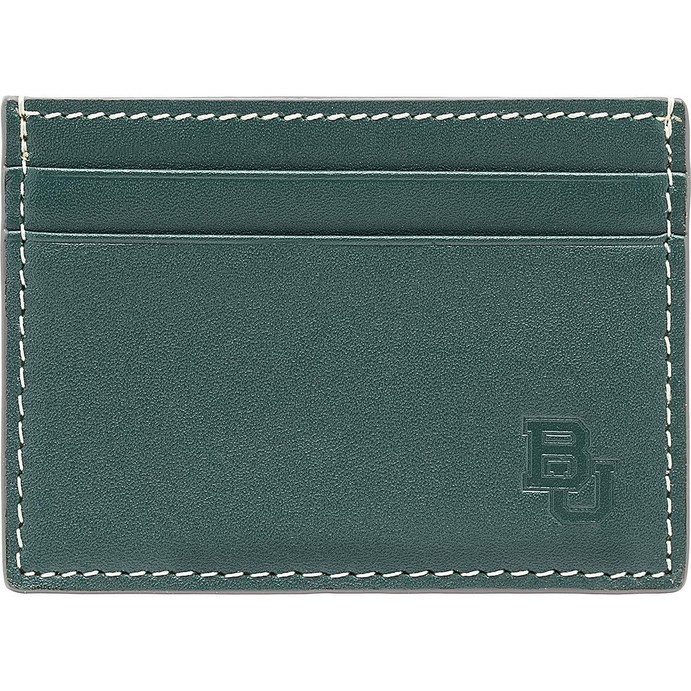Jack Mason League NCAA Gameday Card Case Baylor Bears - Jack Mason League Mens Wallets - Work Bags & Briefcases, Men's Wallets