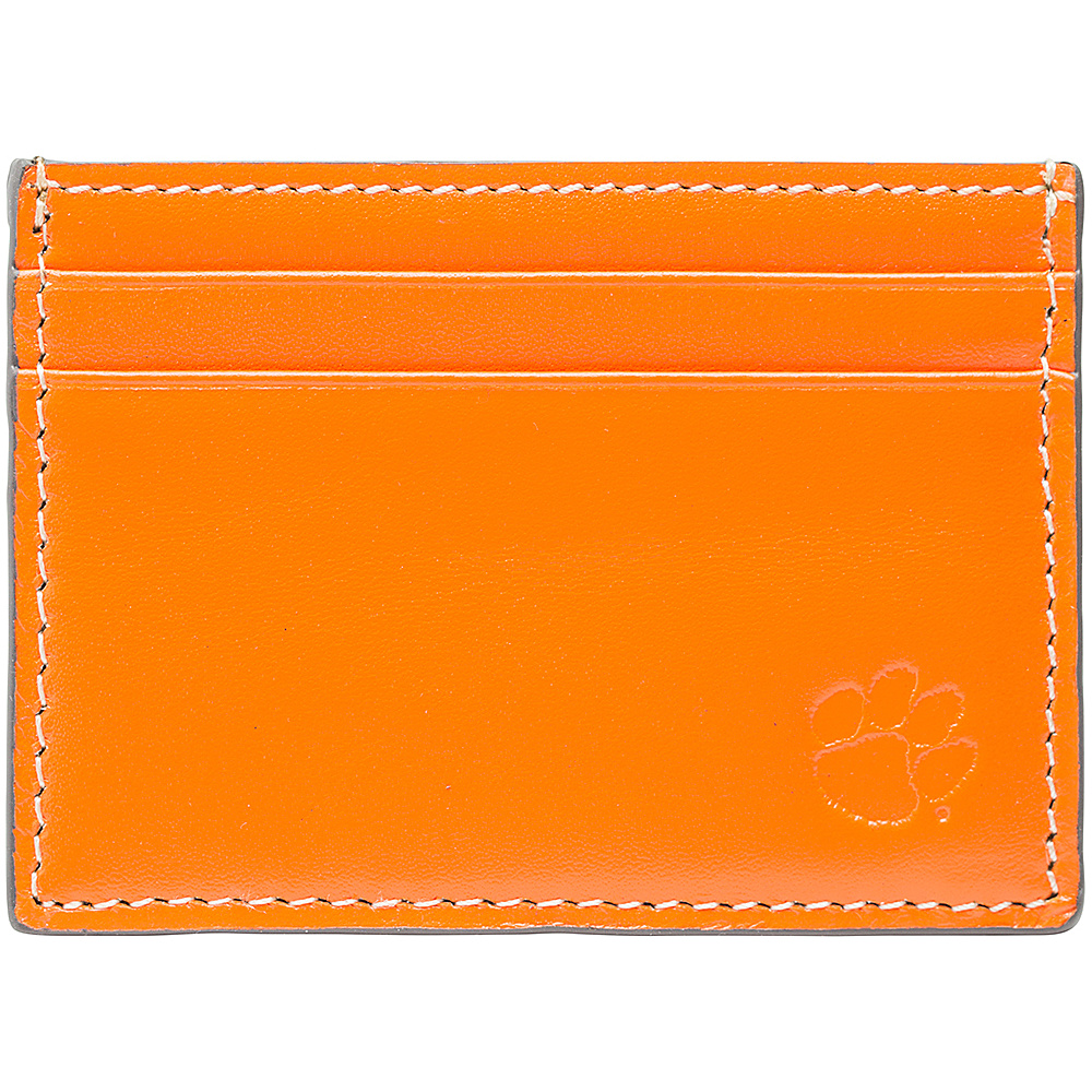 Jack Mason League NCAA Gameday Card Case Clemson Tigers - Jack Mason League Mens Wallets - Work Bags & Briefcases, Men's Wallets