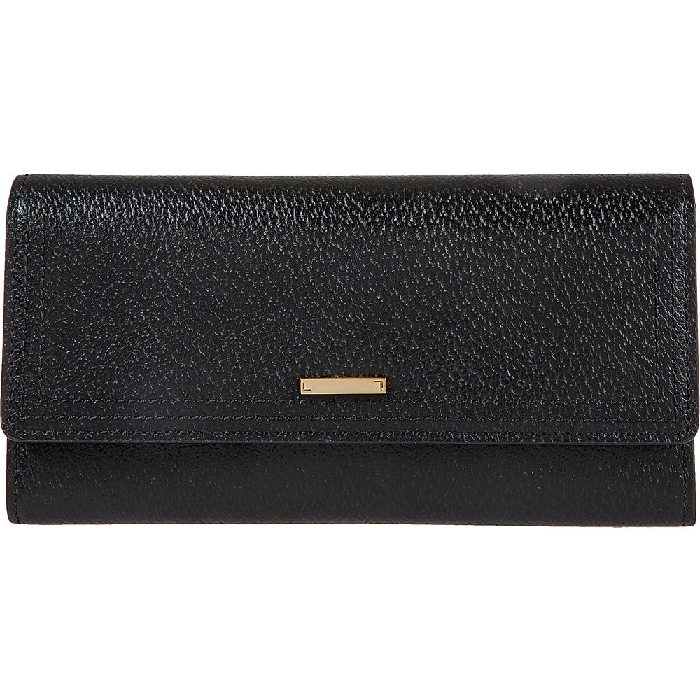 Lodis Stephanie Under Lock & Key Cami Clutch Wallet Black - Lodis Womens Wallets - Women's SLG, Women's Wallets
