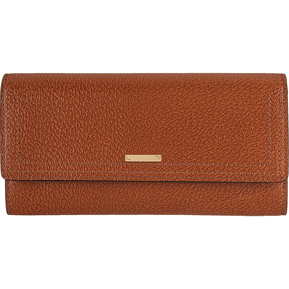 Lodis Stephanie Under Lock & Key Cami Clutch Wallet Chestnut - Lodis Womens Wallets - Women's SLG, Women's Wallets