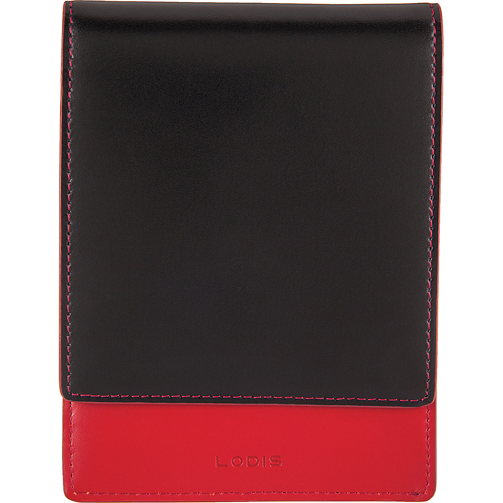 Lodis Audrey Skyler Passport Wallet Black - Lodis Travel Wallets - Travel Accessories, Travel Wallets
