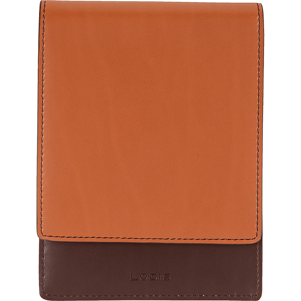 Lodis Audrey Skyler Passport Wallet Toffee - Lodis Travel Wallets - Travel Accessories, Travel Wallets