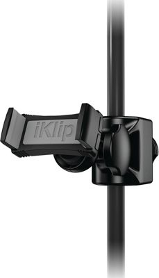 IK Multimedia iKlip Xpand Mini Universal Expandable Stand Mount Black - IK Multimedia Electronic Cases