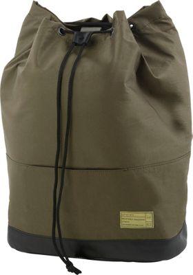 HEX Range Satin Backpack Agency Satin Fatigue - HEX School & Day Hiking Backpacks