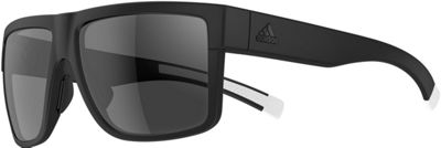 Image of adidas sunglasses 3Matic Sunglasses Matte Black - adidas sunglasses Eyewear