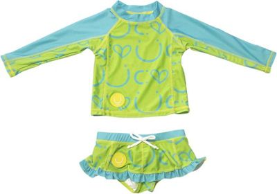Biglove Kids Swim Shirt & Skirt 4T - Happiness - Biglove Women's Apparel
