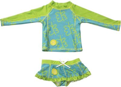 Biglove Kids Swim Shirt & Skirt 2T - Freedom - Biglove Women's Apparel