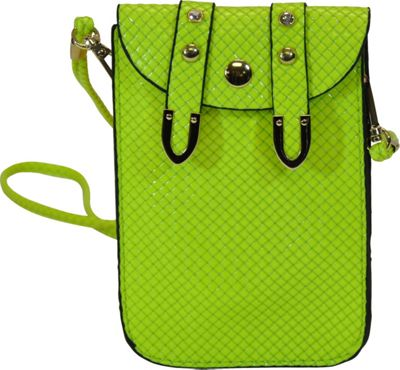 MoDa Mini Crossbody Lime - MoDa Manmade Handbags