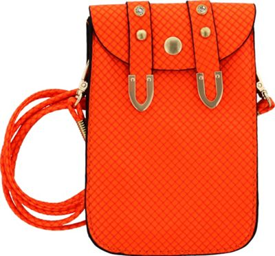 MoDA Mini Crossbody Orange - MoDA Manmade Handbags