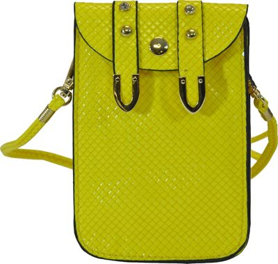 MoDa Mini Crossbody Yellow - MoDa Manmade Handbags