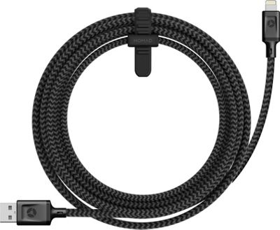 Nomad Lightning Cable - 10ft Black - Nomad Electronic Accessories