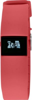 Wired Fitness Tracker Watch Coral - Wired Wearable Technology