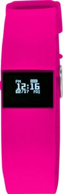 Wired Fitness Tracker Watch Pink Glo - Wired Wearable Technology