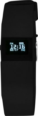 Wired Fitness Tracker Watch Black - Wired Wearable Technology